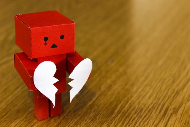 ロボット 失恋