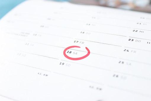 マイナチュレ カレンダー