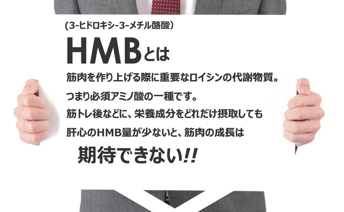 バルクアップHMBプロ_HMB