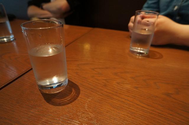 お水 カフェテリア