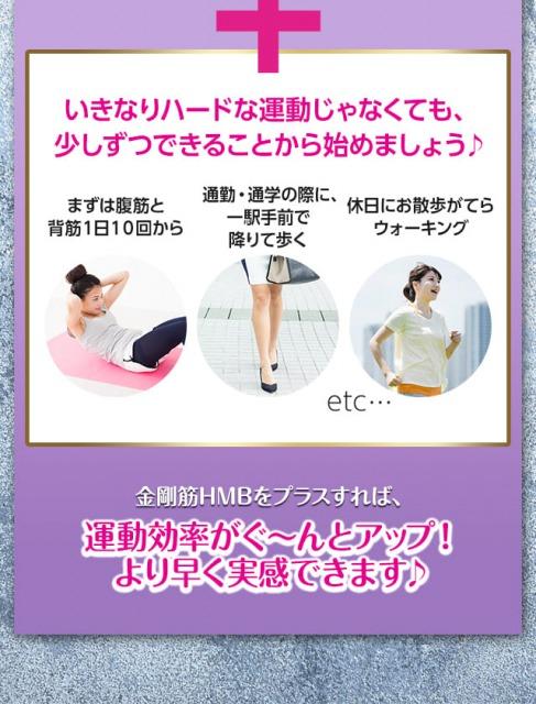 運動の必要性