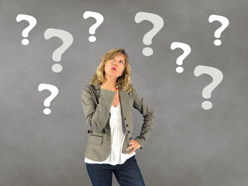 女性の疑問
