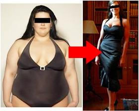 体型の変化