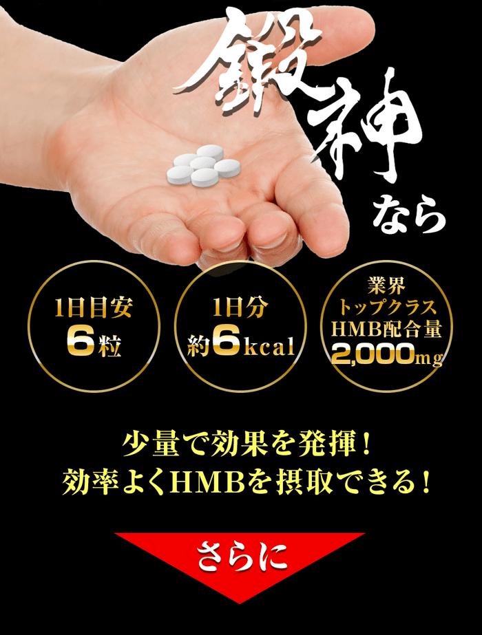 鍛神錠剤タイプ