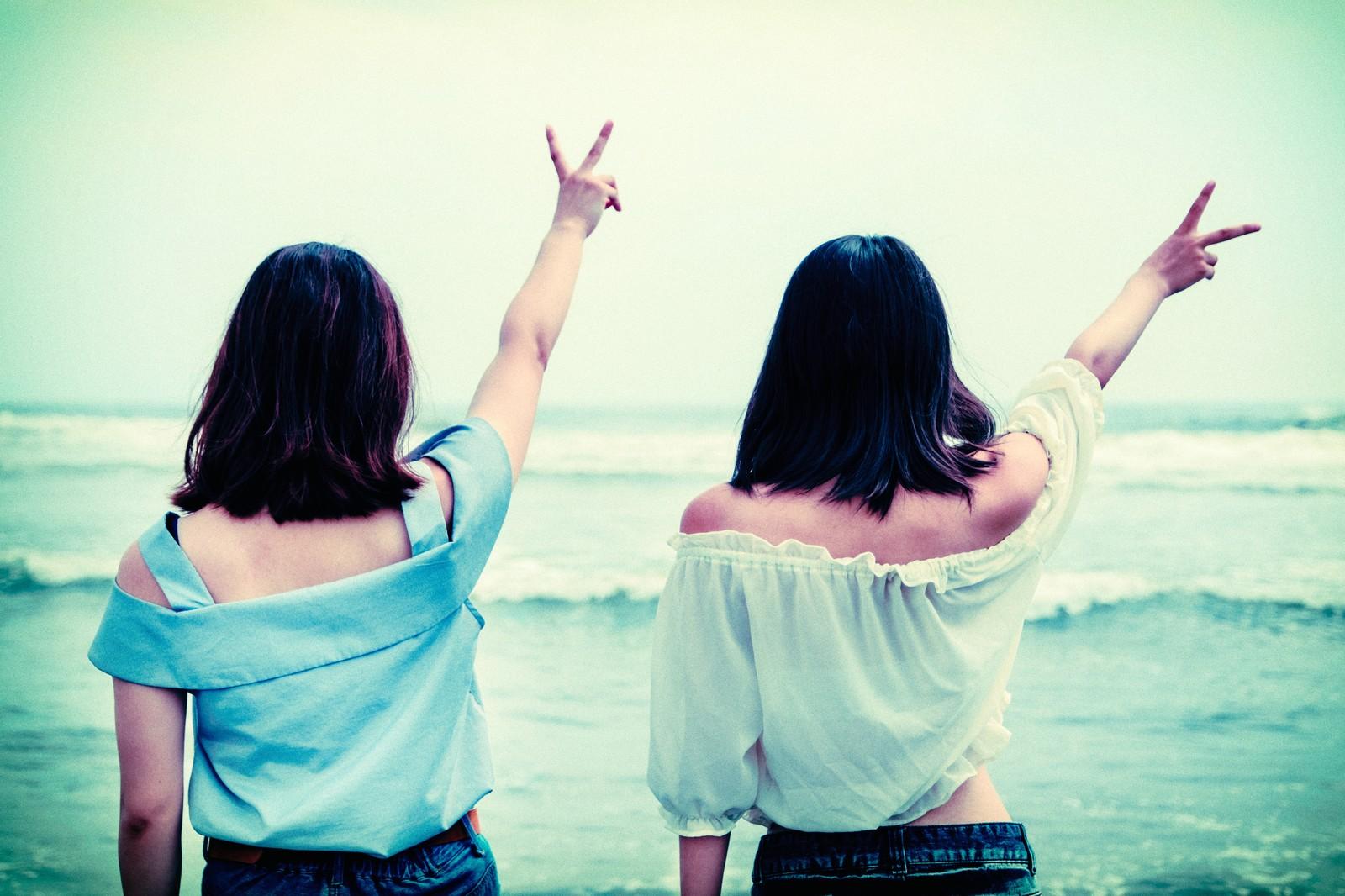 クリスチャントルソー_喜ぶ女性イメージ