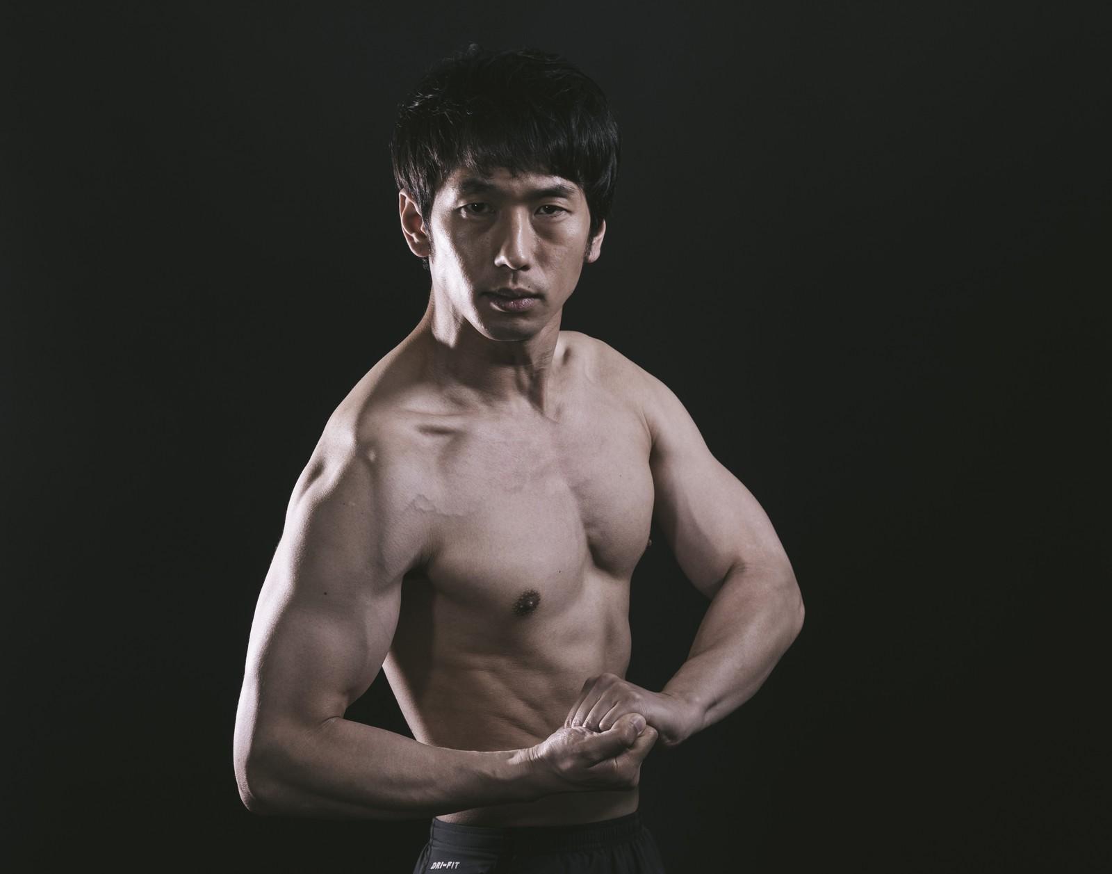 DBX-β(ディービーエックスベータ)_男性の理想の体型イメージ