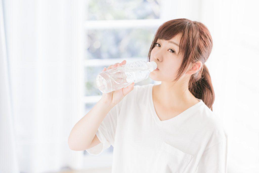 バンバンビー_サプリを飲むイメージ