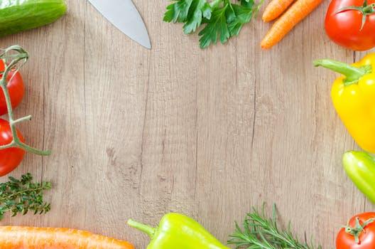 野菜・成分・食材イメージ