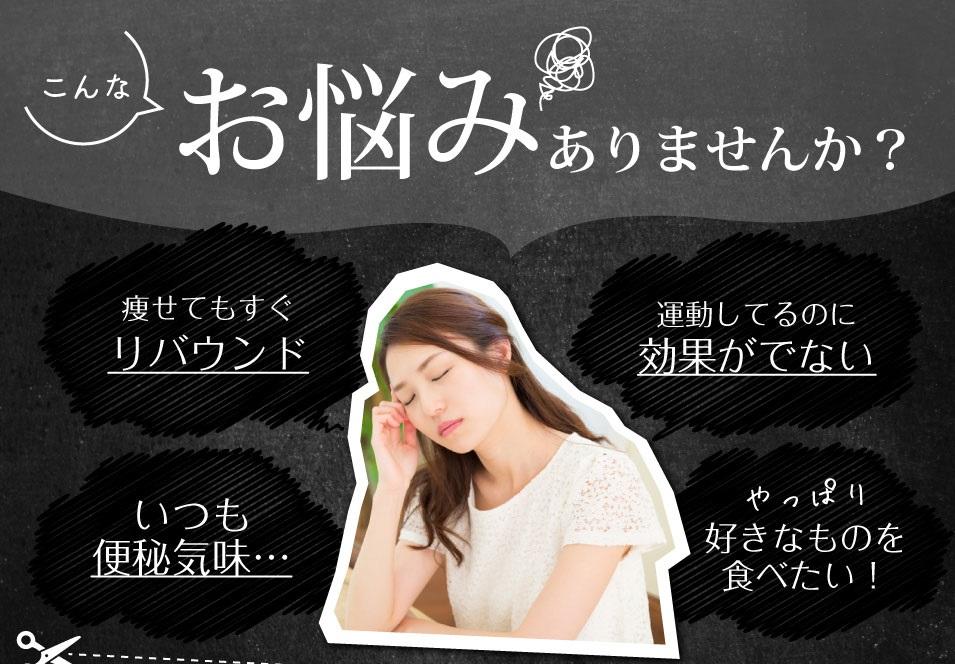 メガリセットカット_悩み