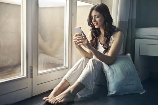 女性phone