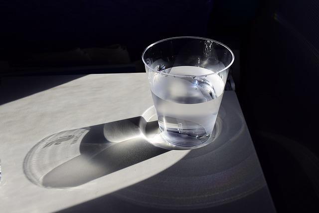 青汁と乳酸菌_水で飲む