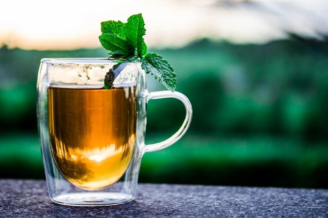 くろしろ tea