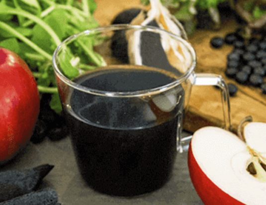 黒汁 コップ