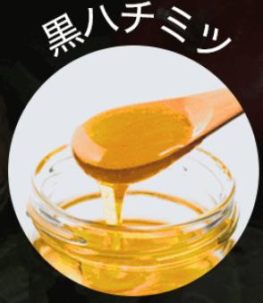 黒汁(KUROJIRU) 黒ハチミツ