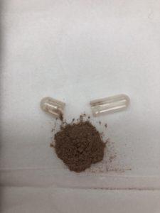 カプセル 粉末