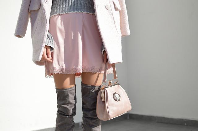 女性_スカート